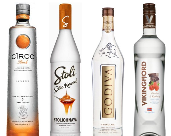 Flavored Vodka