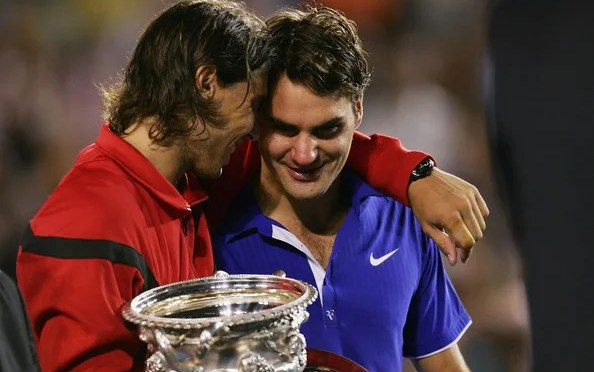 Emotional Moments in Tennis. Part 1