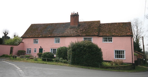 The (former) Crown pub, Tendring