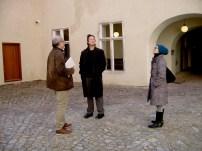 Lokalaugenschein Kloster