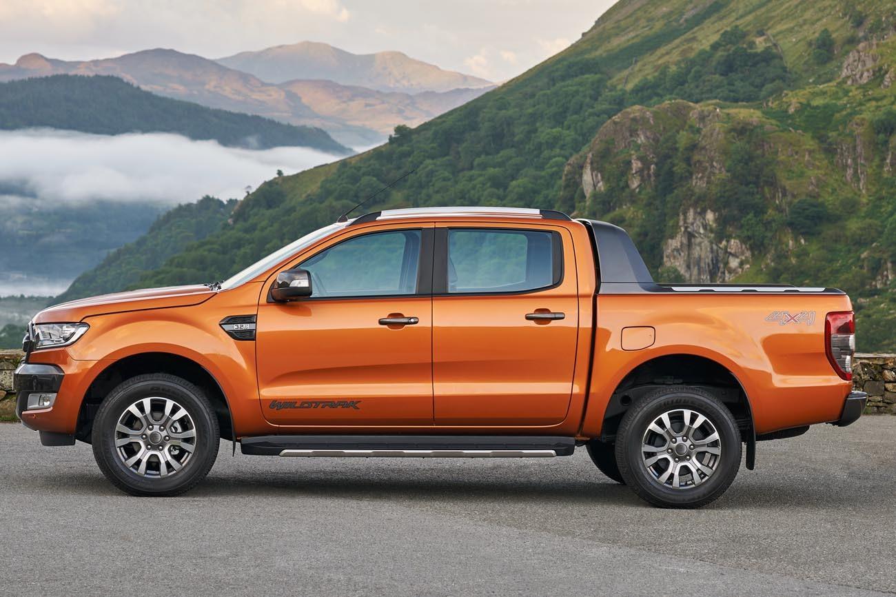 Ford Ranger. Precio: desde 29.662 euros hasta 43.726 euros.