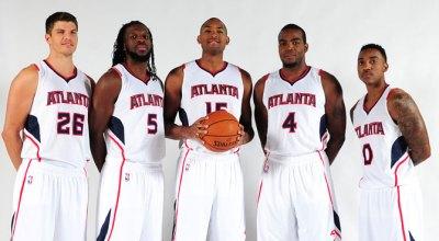 Noticias NBA: Los Atlanta Hawks, que dominan la NBA, con el Podemos del baloncesto - MARCA.com