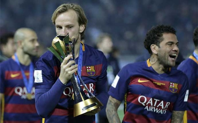 Ivan Rakitic, the true master of the world