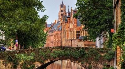 Puente en Brujas
