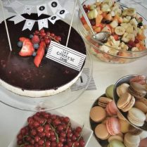 sweettable verjaardag peuter