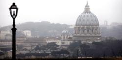 Cúpula de la Basílica de San Pedro en Roma