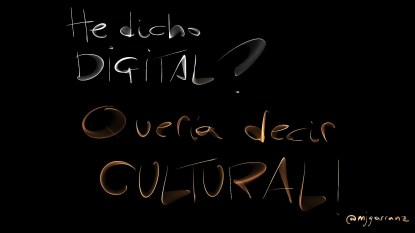 Transformación Cultural a través de la Transformación Digital