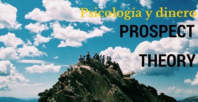 teoria prospectiva y Sesgos cognitivos