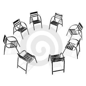Cadeiras Vazias Dinâmicas