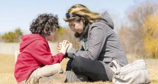 Família: COMO ORAR POR SEUS FILHOS PEQUENOS