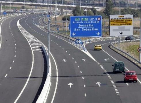 500  auto  gutxiago  egunero  autopistatik  Eibarren