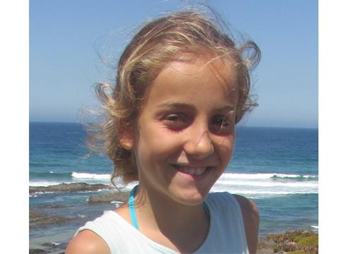 Enara,  11  urte