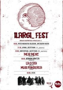 Ilargi_Fest @ Eibarko gaztetxean