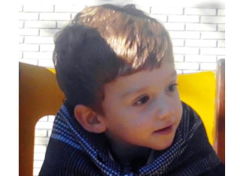 Iker,  3  urte