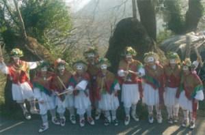 Koko-dantzak eta koko-eskea  (Kezka dantza taldea)
