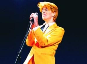 David  Bowie-ri  eskainitako  ikuskizunik  handiena  hartuko  du  gaur  Coliseo  antzokiak