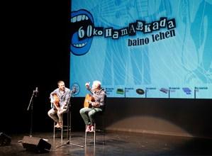 Ibilbide  berezia  euskal  musikaren  historian  zehar