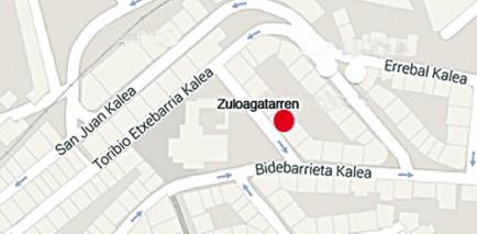 Zuloaga mapa