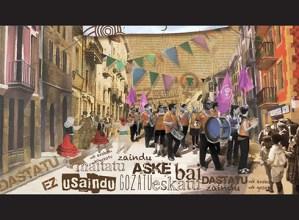 """""""Festa dezagun gaurdanik geroa"""" dokumentala eta solasaldia @ Andretxean"""