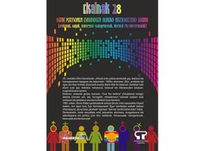 Lesbiana,  gay,  bisexual  eta  transexualen  askapenerako  eguna  ospatzeko  ekintzak  bihar