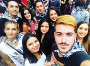 #SagardoEguna  selfie  lehiaketa  antolatu  da  laugarrenez  biharko  Sagardo  Egunerako