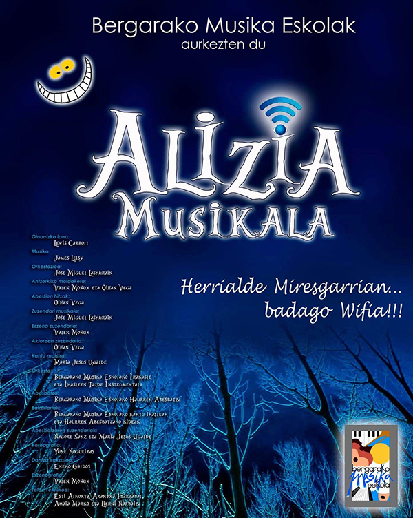 alizia musikal kartel