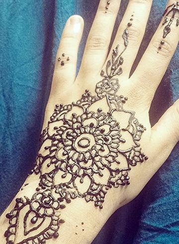 Henna tailerra