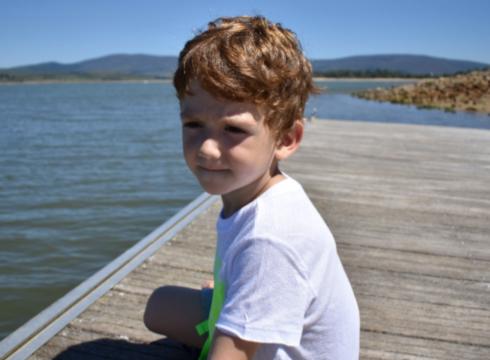 Iker,  4  urte