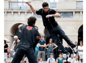 """Pedro  Alfonso  Vilas  (dantzaria):  """"Arrisku-saltua  ikasteko  kuriositateak  eraman  ninduen  Break  Dance  egitera"""""""
