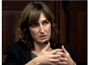 """Lorea  Agirre:  """"Euskalgintzak  feminismoarengandik  badu  zer  ikasi"""""""