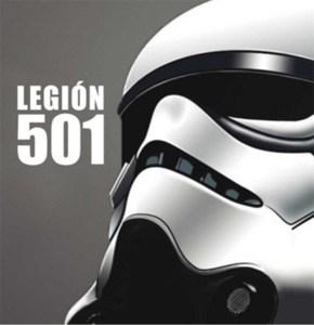 Legion 501 @ El Corte Inglesean (3. solairuan)