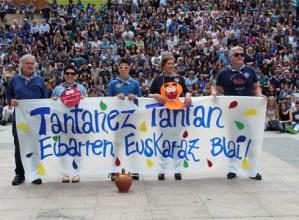 [ARGAZKI BILDUMA] Tantanez Tantan ekitaldiko argazkiak bildu ditugu gure Mediatekan