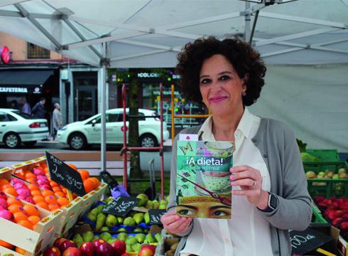 """Silvia Zuluaga (nutrizionista): """"Asteburuak dira dietekin aurrera egiteko aurkari gogorrenak"""""""