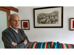 """Julen Zabaleta, 2018ko Gure Balioak saria: """"Marrazten jaio nintzen"""""""