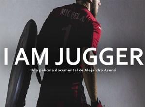 """""""I am jugger"""" dokumentala eskainiko dute larunbatean Portaleko areto nagusian"""