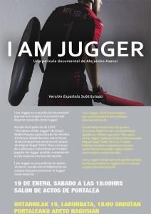 """Dokumentala: """"I am a jugger"""" @ Portaleko Areto Nagusian"""
