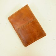 Guatemala Leather Wallet