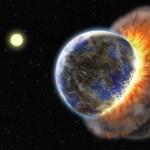 Mundos em Colisão – indícios de que sistemas planetários podem se formar em volta de estrelas binárias