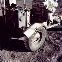 Missão Apollo 17: rover reparado com fita adesiva, grampos e mapas descartáveis