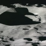 Impacto profundo: últimas imagens da sonda Kaguya antes da sua queda na Lua