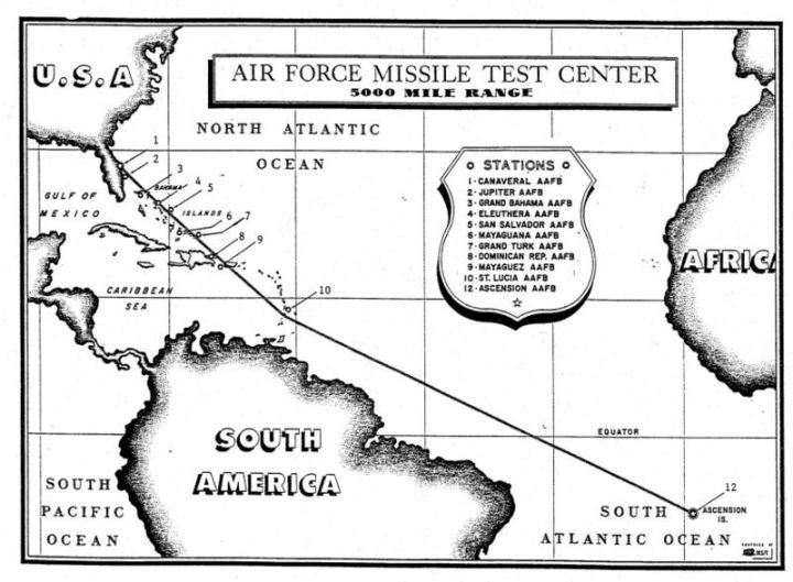 Air Force Missile Test Center
