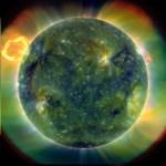 SDO: Vídeo mostra o Sol em rotação