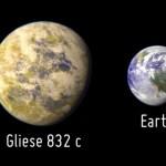 O sistema estelar Gliese 832 abriga Super Terra no limite interno da zona habitável, mas em condições extremas