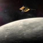 30 de abril de 2015 – A longa missão MESSENGER chegou ao fim com a queda planejada da sonda em Mercúrio