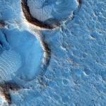 """Perdido em Marte? O romance """"O Marciano"""" de Andy Weir revisitado – câmera da HiRISE mostra local de pouso da 'Ares 3'"""