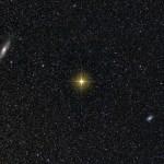 M31, M33 e Mirach capturadas por Malcolm Park