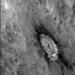 Cientistas da MESSENGER revelam a causa da superfície de Mercúrio ser tão escura