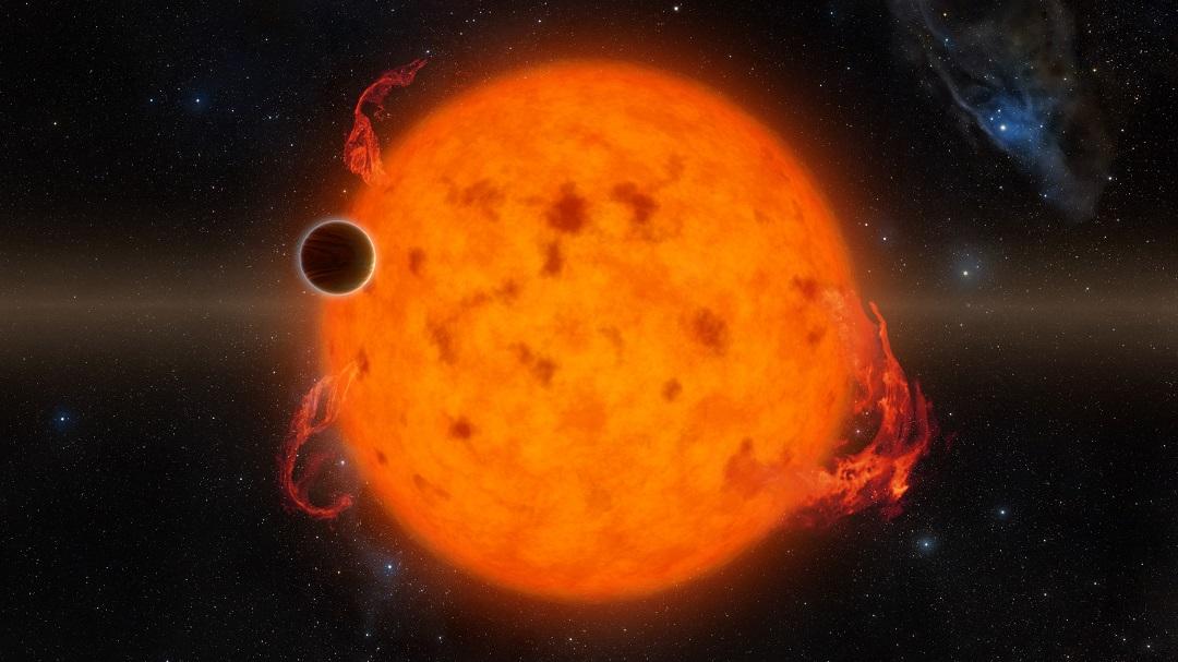 Kepler: a missão K2 descobriu exoplaneta recém-nascido formado em volta de estrela jovem
