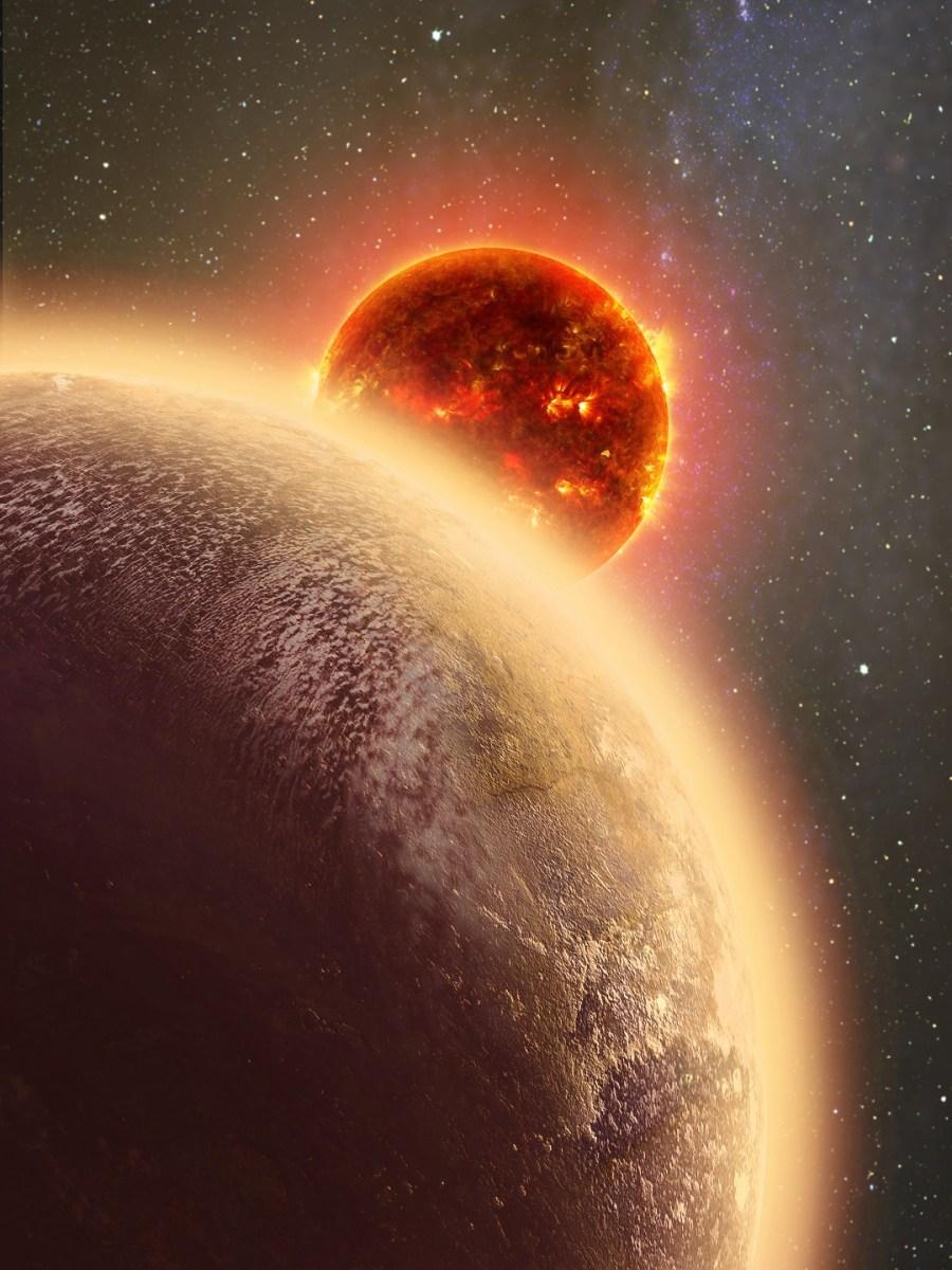 GJ 1132b: exoplaneta similar a Vênus pode ter atmosfera de oxigênio, mas não deve abrigar vida