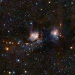 """VISTA: o """"Aspirador de pó"""" do ESO revela estrelas escondidas"""